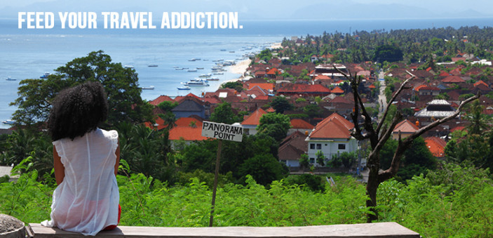 feed your travel addiction