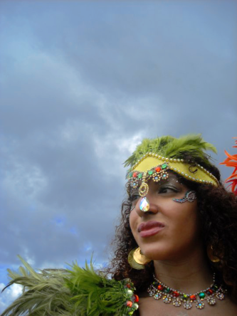 Carnival in St. Lucia