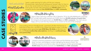 Travel Lushes Blog Media Kit Page 7
