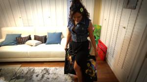 8ttava - chiffon skirt