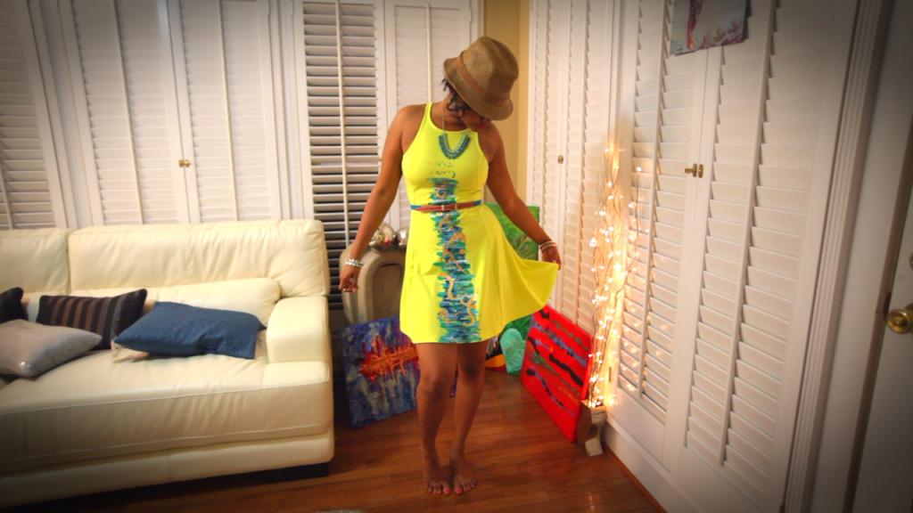 8ttava - jersey dress