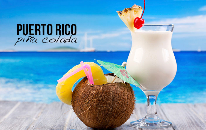 Cocktail Recipe: Puerto Rican Piña Colada
