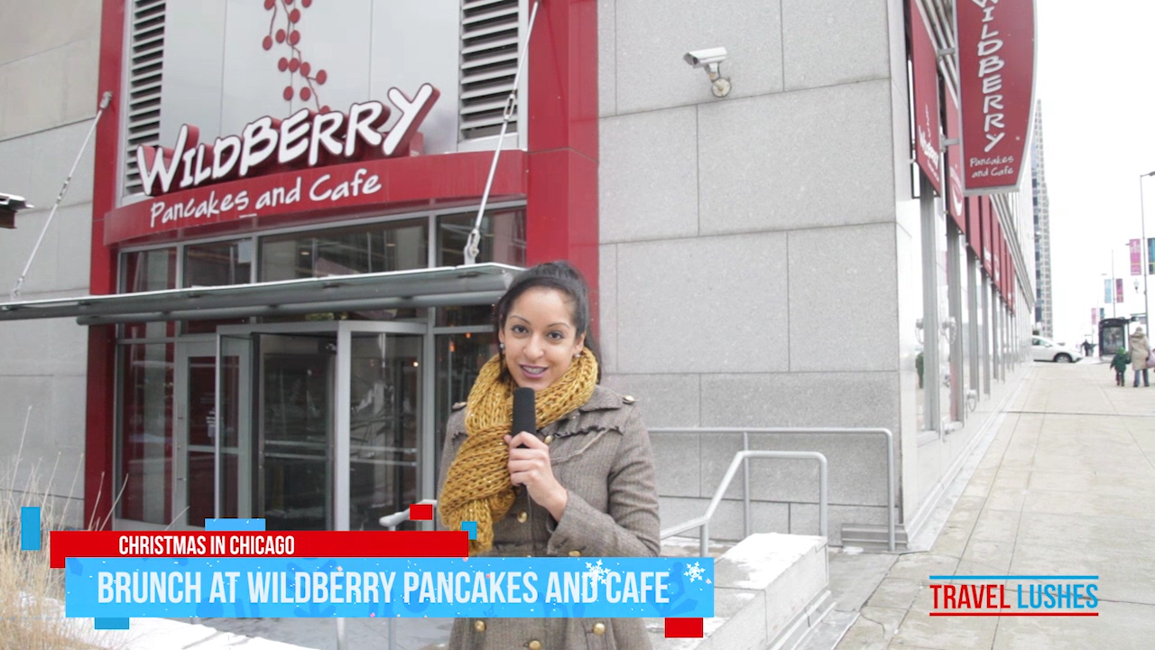 Renne at Wildberry Pancakes and Cafe