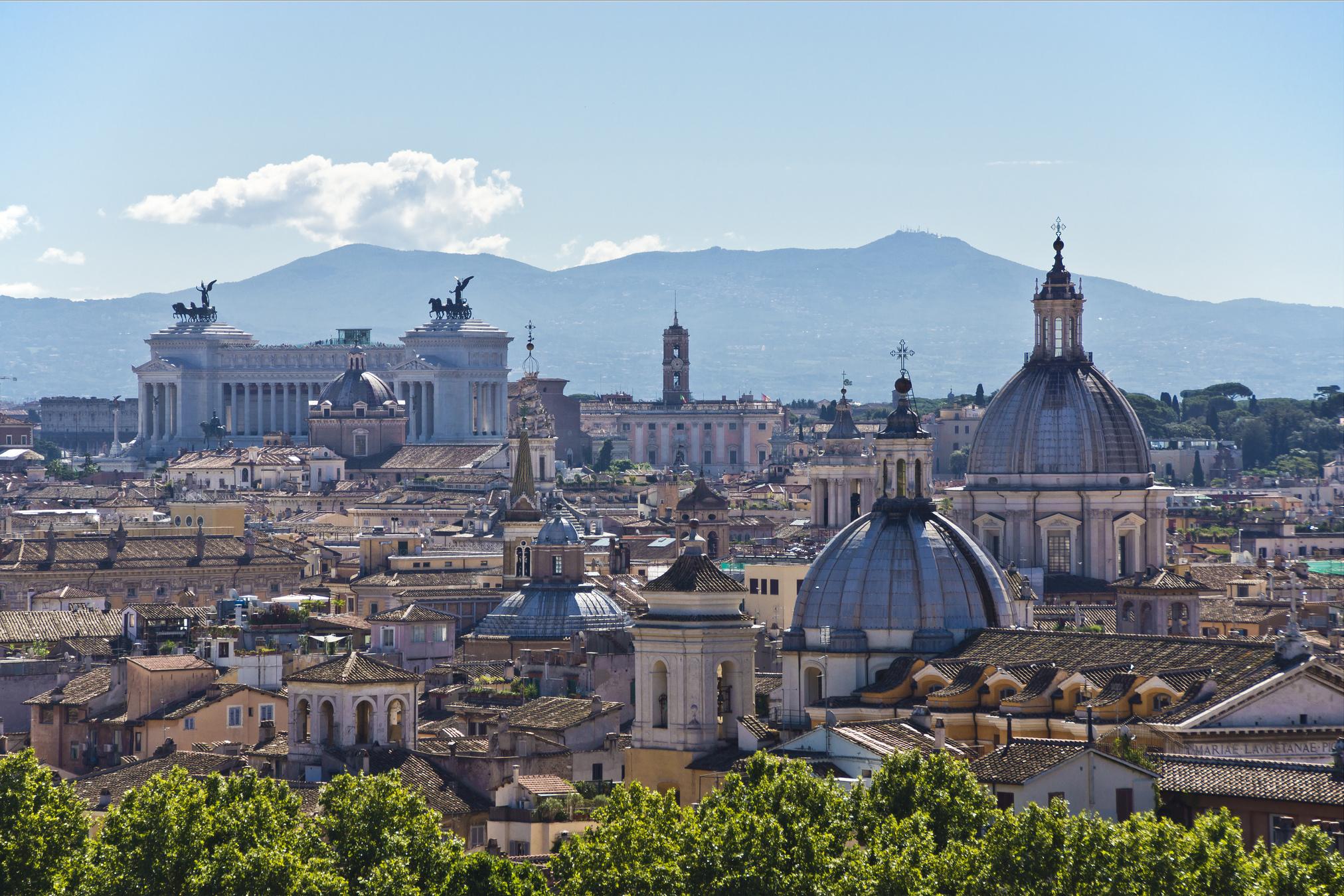 Roma, Guía de viajes de Italia