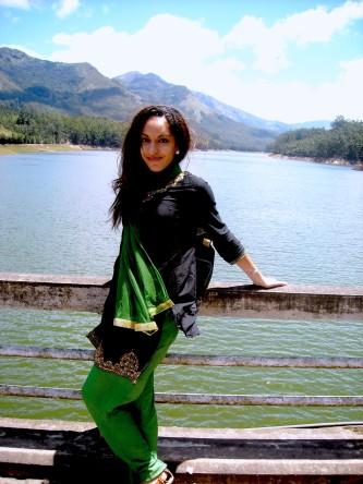 The lakes of Munnar