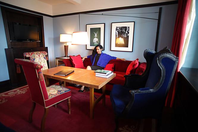 Lexington Premier King Room