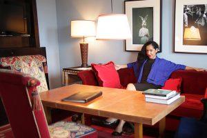 Gramercy Park Hotel room