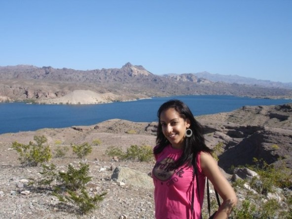 Ventured off to Lake Mead