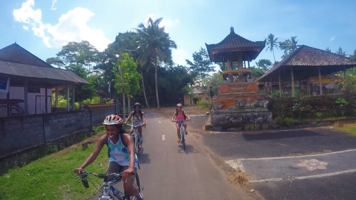 Bintang Bike Ride through Ubud