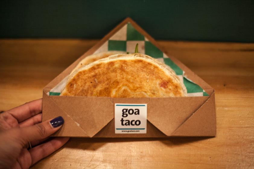 Goa Taco near Hotel on Rivington