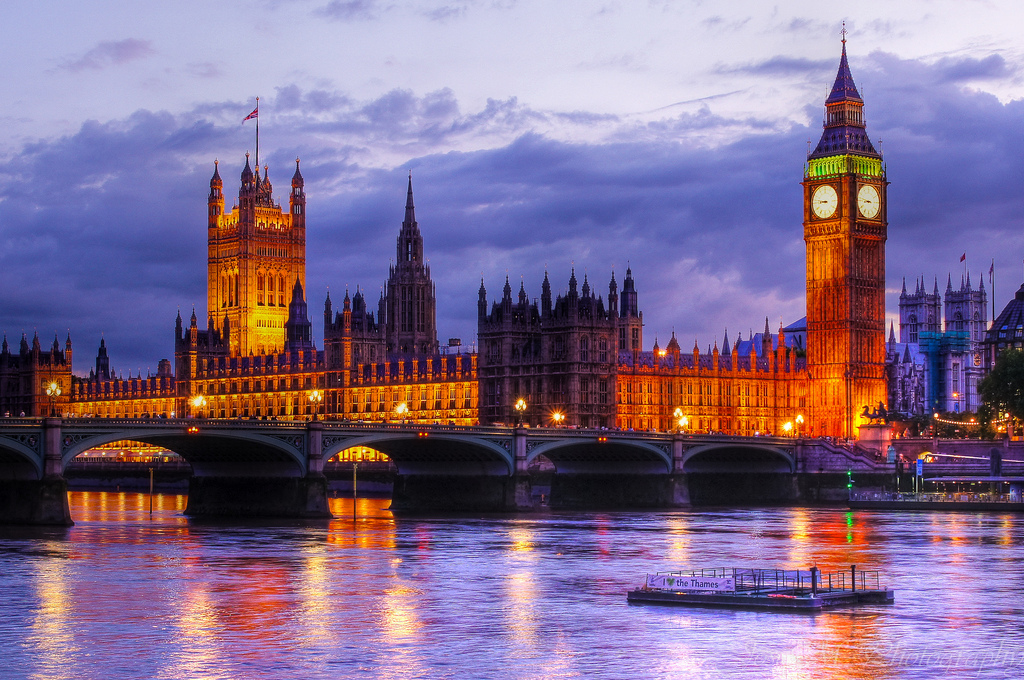 $356 Boston to London England (Non-Stop, Roundtrip)