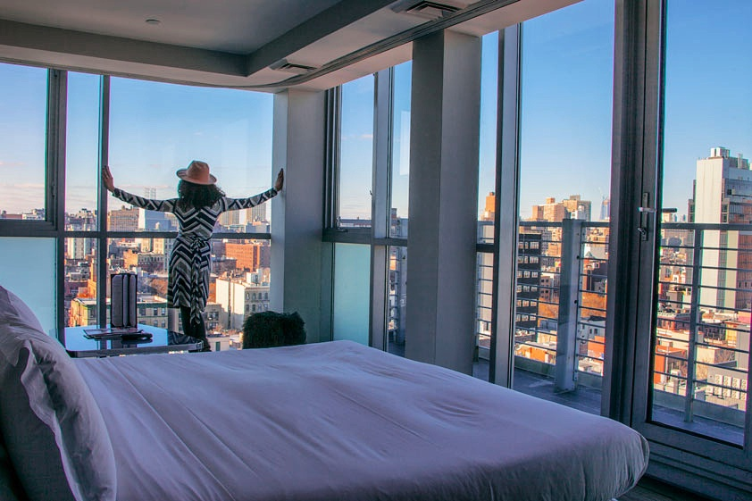 Estremamente Hotel on Rivington: The Best NYC Views I Ever Had - Travel Lushes ME61