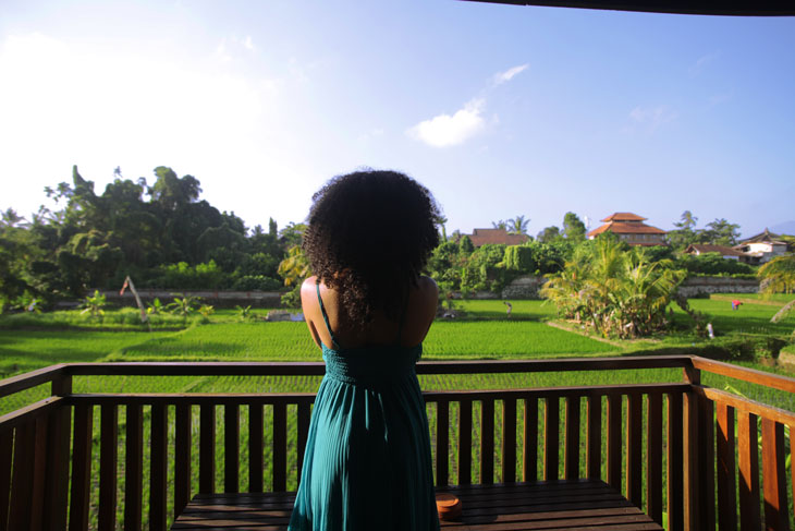 Aniniraka resort & spa in Ubud, Bali