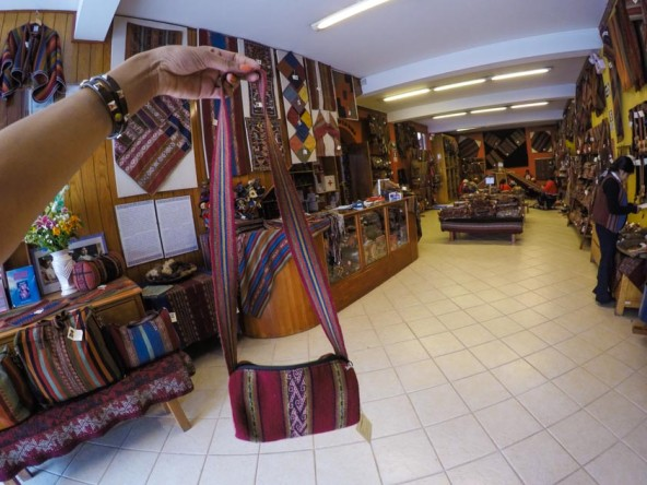 Center for Traditional Textiles (from Peru Travel Guide Part 3: Cusco City)