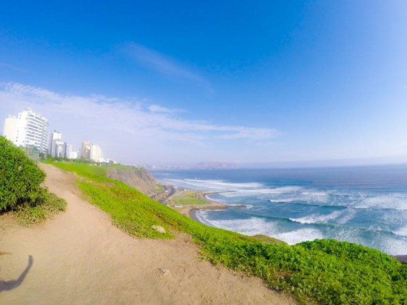 Peru Travel Guide: Miraflores District of Lima