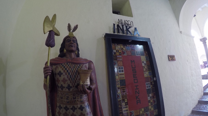 Museo Inka (from Peru Travel Guide Part 3: Cusco City)