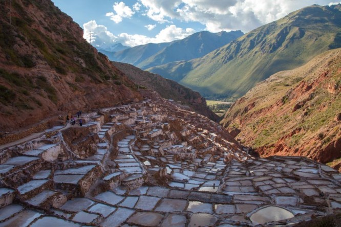 Peru Travel Guide: Salineras Salt Mines in the Sacred Valley