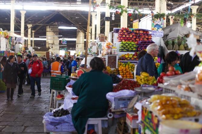 San Pedro Market (from Peru Travel Guide Part 3: Cusco City)
