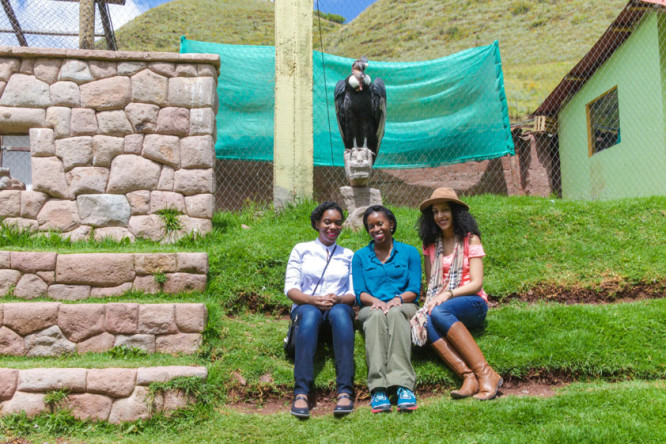 On our way to the Sacred Valley, we stopped here at the Ccochahuasi Animal Sanctuary