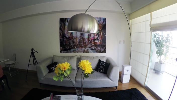 Airbnb in Lima, Peru