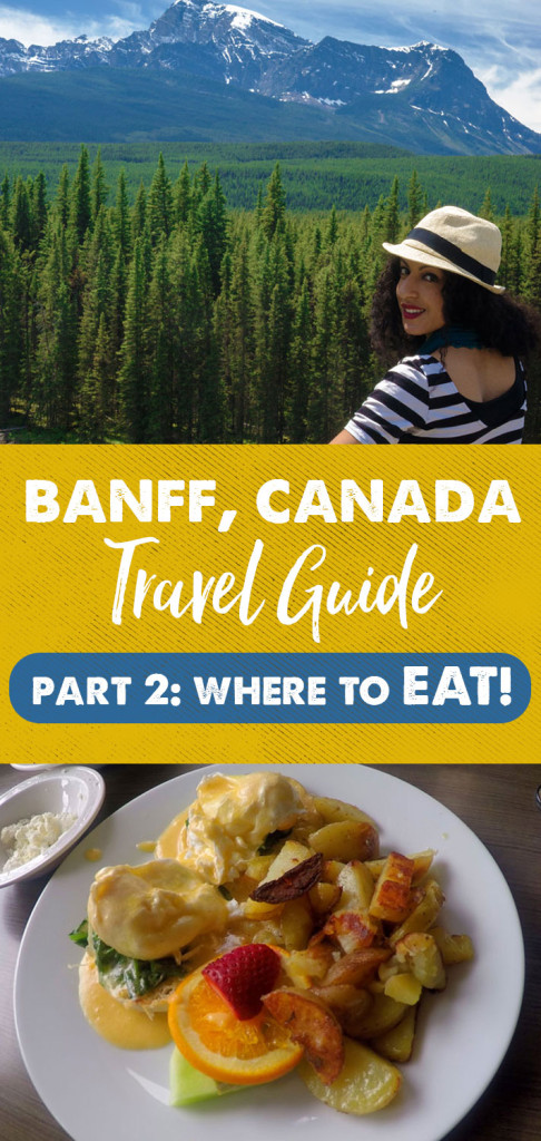Banff, Canada Travel Guide: 7 Restaurants to Try in Banff