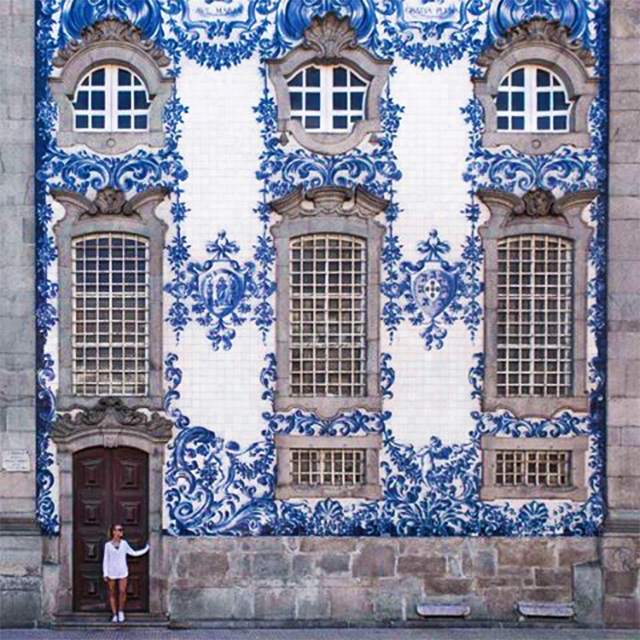 CARMELITAS CHURCH, PORTO, PORTUGAL by @alienchrisblog