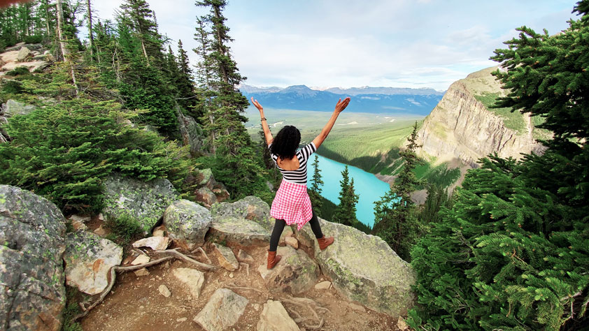Top 15 Banff Attractions: #9. Hike to the Beehive