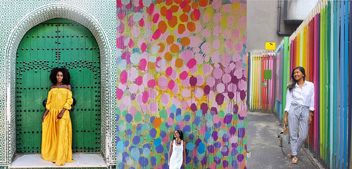 21 Places to Find Colorful Street Art, Designs, and Doors