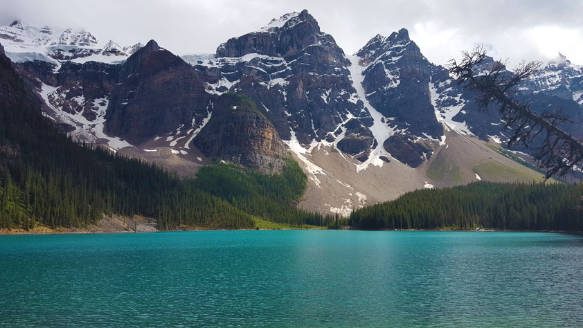 Top 15 Banff Attractions: #10. Lake Moraine