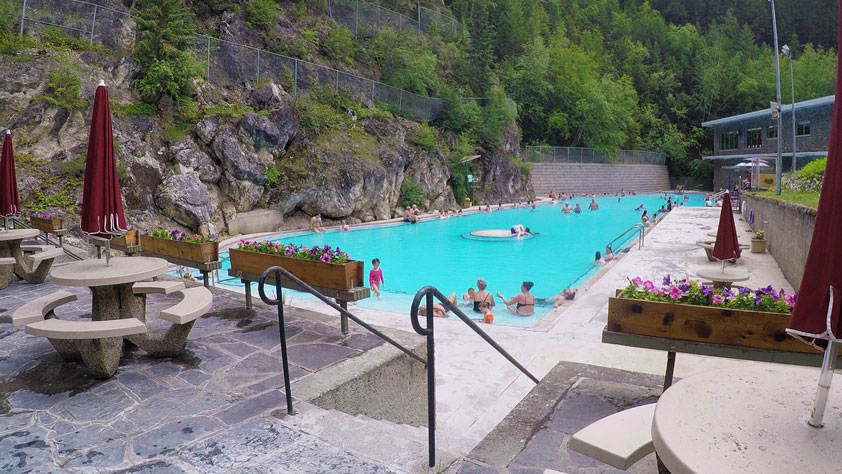 Top 15 Banff Attractions: #12. Radium Hot Springs