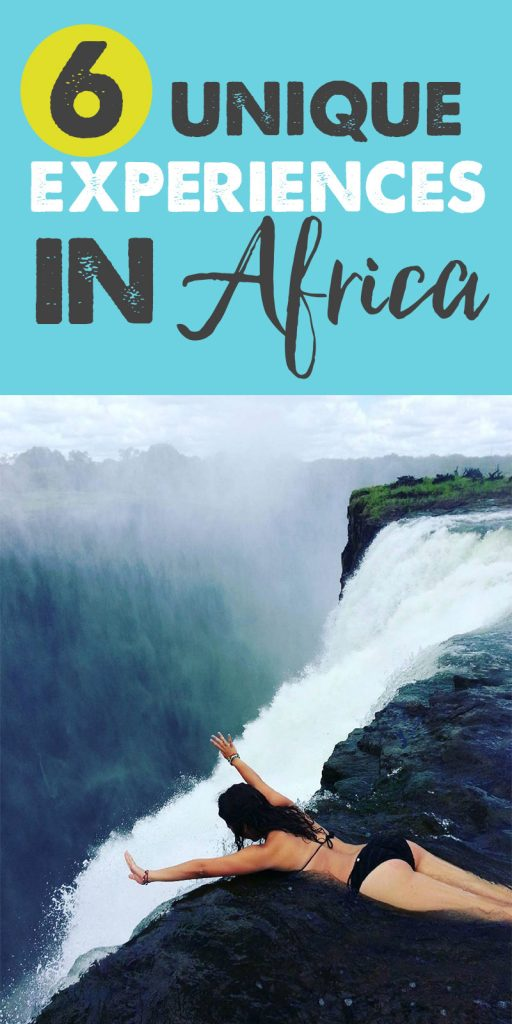 6 Unique Activities to Experience in Africa