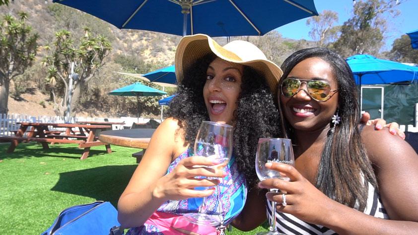 Wine Tasting in Malibu
