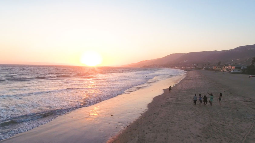 Weekend Getaway to Malibu, California