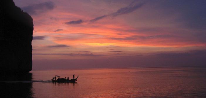 Ko Phi Phi sunset