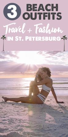My St. Pete Beach Looks