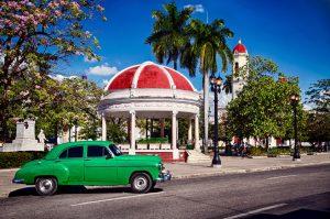 Influencer retreat in Cuba