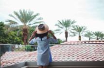 Birchwood Hotel balcony | Shop the Look on my blog