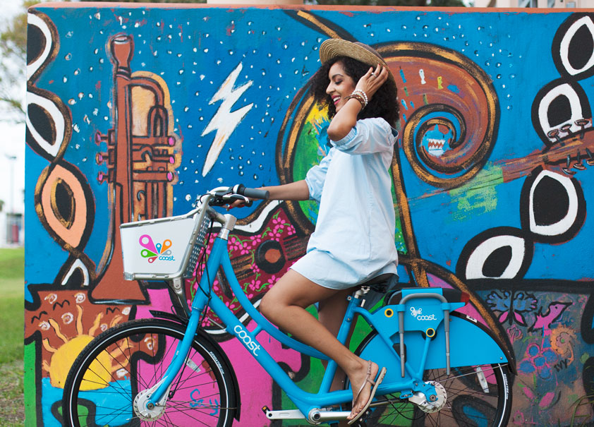 Downtown St Pete Art | Shop the Look on my blog