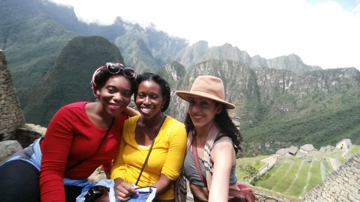 Traveling with Women