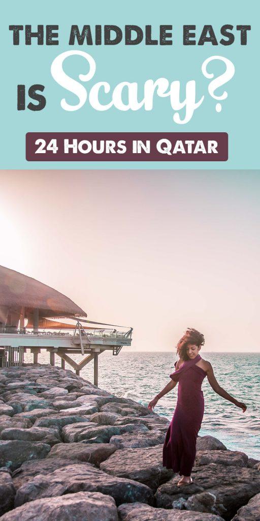 24 Hour Layover in Doha, Qatar