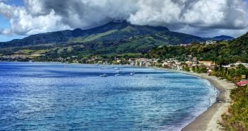 5 Reasons to Visit Martinique (The Caribbean's Best Kept Secret) // photo: Seldon Vestrit