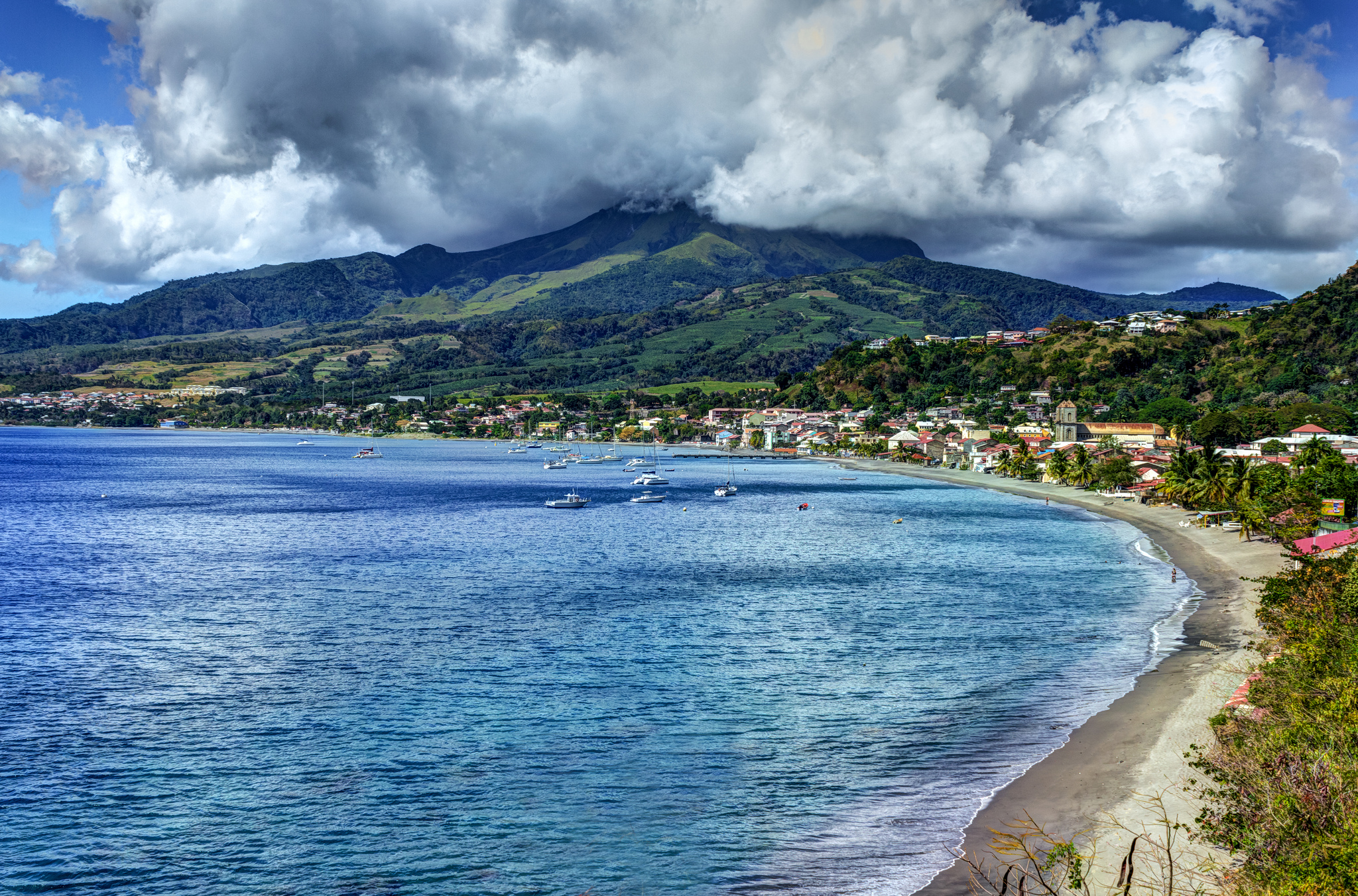 Martinique is The Caribbean's Best Kept Secret