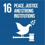 SDG 16: Peace, Justice, and Strong Institutions