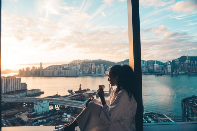 15 Things to Do in Hong Kong: Hotel Icon