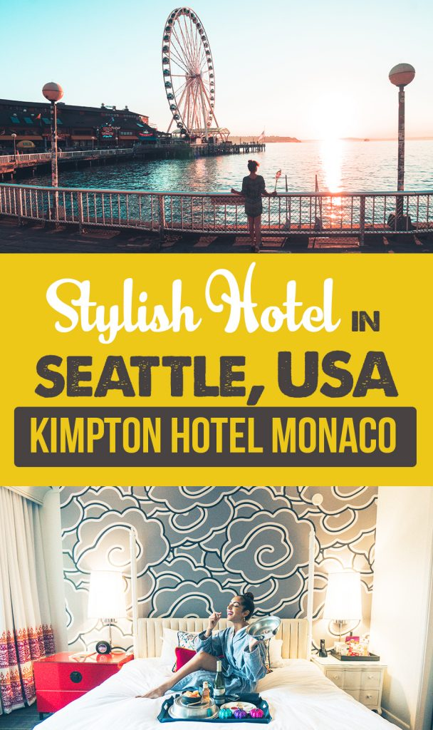 Sustainably Stylish: Kimpton Hotel Monaco Seattle
