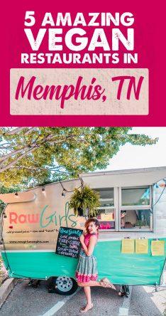 5 Vegan Restaurants in Memphis, Tennessee | Vegan Travel Guide