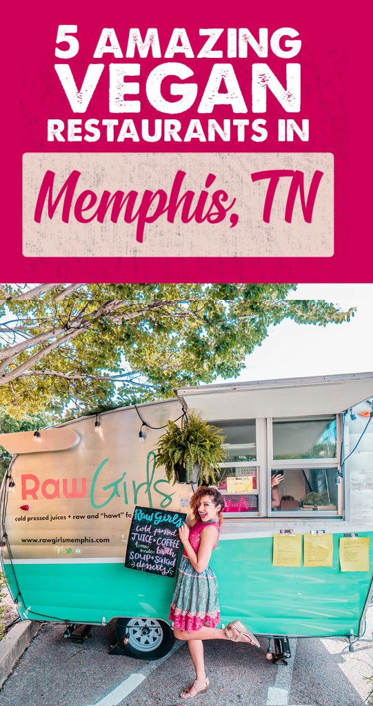 5 Vegan Restaurants in Memphis, Tennessee | Vegan Travel Guide