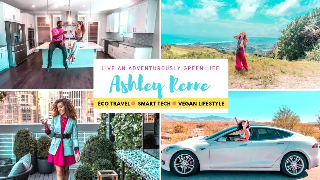 Media Kit - Ashley Renne - Travel Lushes - Page 1