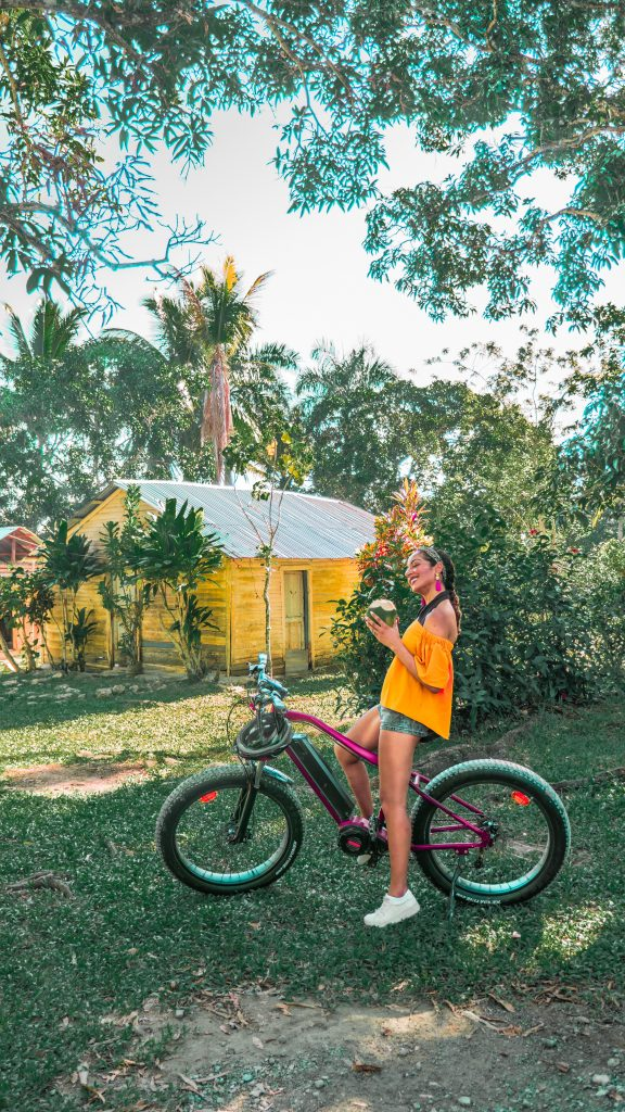 Electric Bike Tour, Puerto Plata
