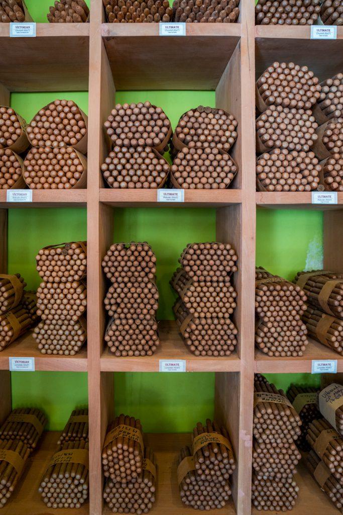 Puerto Plata Cigar Rolling